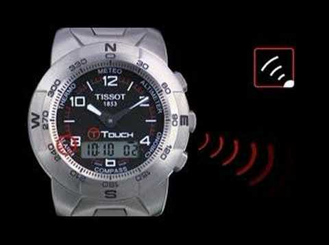tissot t touch ad user manual chinese edition youtube rh youtube com Tissot T-Touch Titanium Tissot T-Touch User Manual