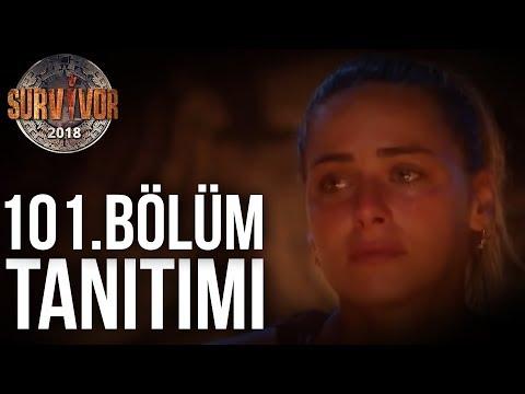 Konseyde Damla şoku! Gözyaşlarına boğuldu... | 101. Bölüm Tanıtımı |Survivor 2018