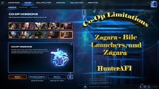 Starcraft 2 Co Op Brutal Limitations Zagara Only Zagara And Bile Launchers Youtube Rifts to korhal i continue my commander tutorials with zagara. youtube