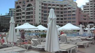 Majestic Beach Hotel Sunny Beach Bulgaria May 2013(Just got back from The Majestic Beach Hotel in Sunny Beach Bulgaria. Here's a video of the walk from the Beach to the Hotel. Along with another hotel we have ..., 2013-05-28T15:28:05.000Z)
