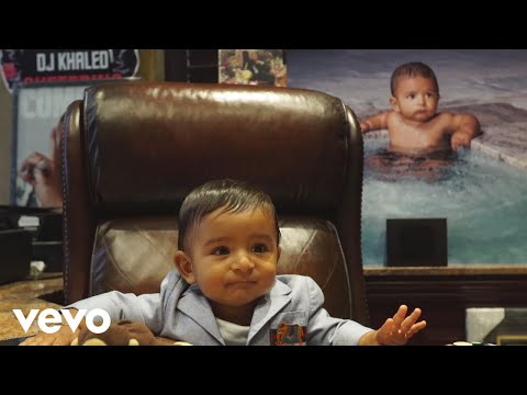 DJ Khaled - Mogul Talk With Executive Producer Asahd Tuck Khaled