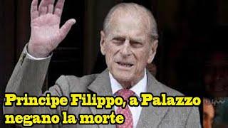 Principe Filippo, A Palazzo Negano La Morte, Lui Aveva Chiesto Sepoltura A Giardini Di Frogmore