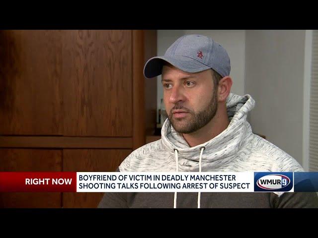 Man describes girlfriend's shooting death outside N H  club