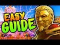 ULTIMATE IX EASTER EGG GUIDE: Full Black Ops 4 Zombies IX Easter Egg Walkthrough Tutorial