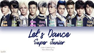 Watch Super Junior Lets Dance video