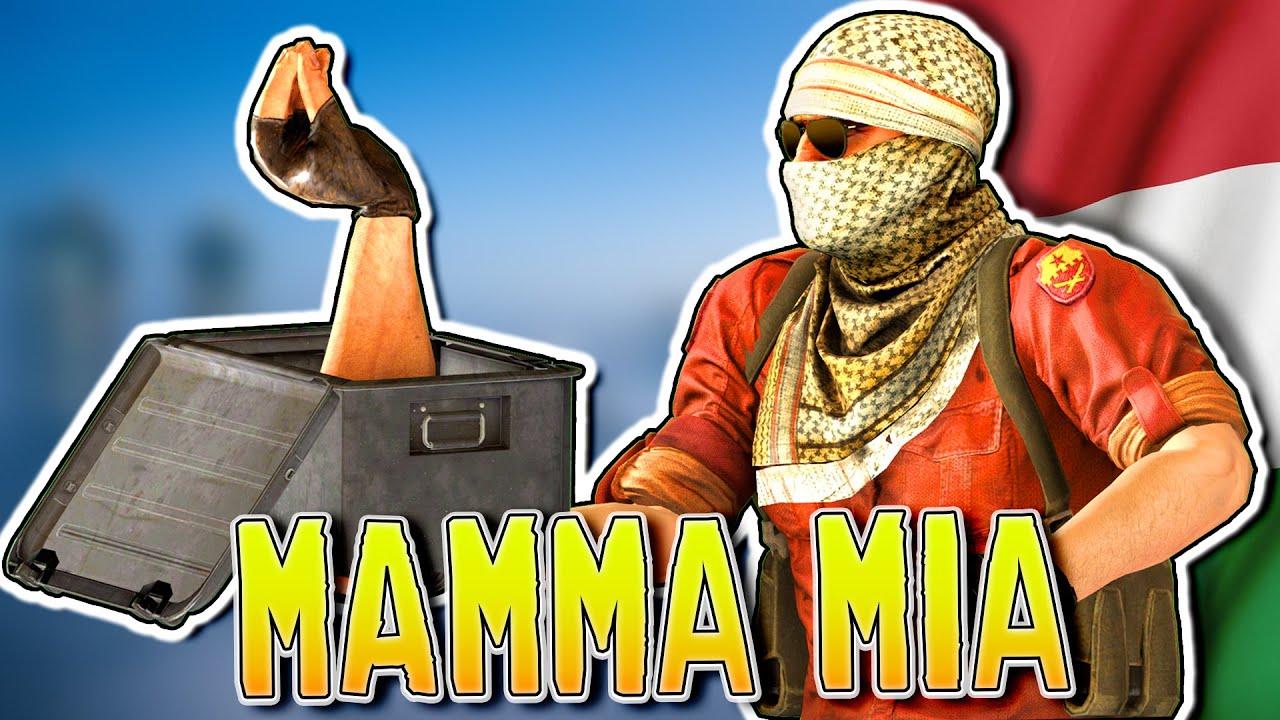 Mamma Mia Case Opening