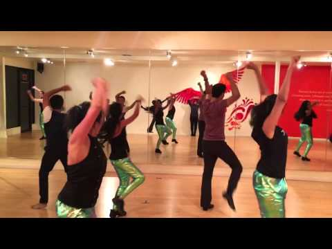Mountain View Adults inter class 8 group video 2