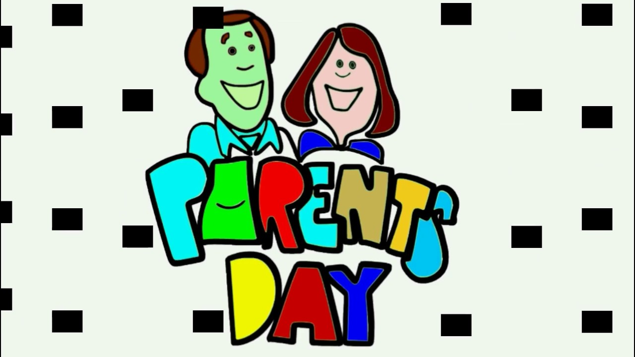 Coloring Parents । Coloring Pages For Kids । Parents Day 2018 ...