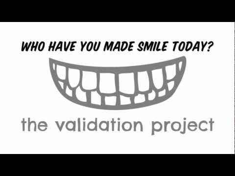 The Validation Project Promo