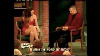 "Sabrina Johnson ""Gangbang 2000"" Jerry Springer Show 1999.mp4"