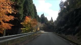 揚水発電上部ダム(太田池)へ