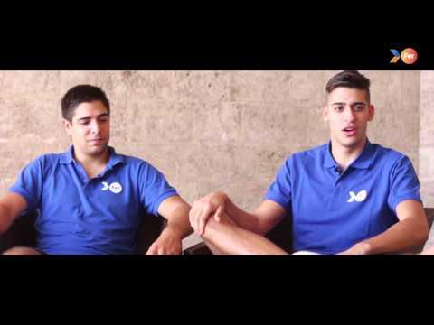 Entrevista FER- Crec en tu Guillermo Sánchez, Manu Bargues y su entrenador
