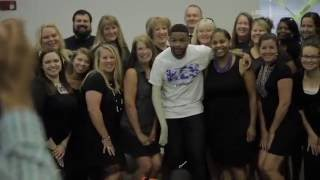 SC Featured : Inky Johnson (Full Version)