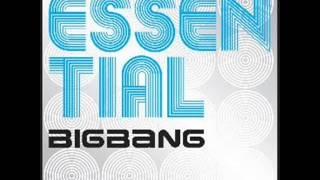[AUDIO] Big Bang - Oh My Friend
