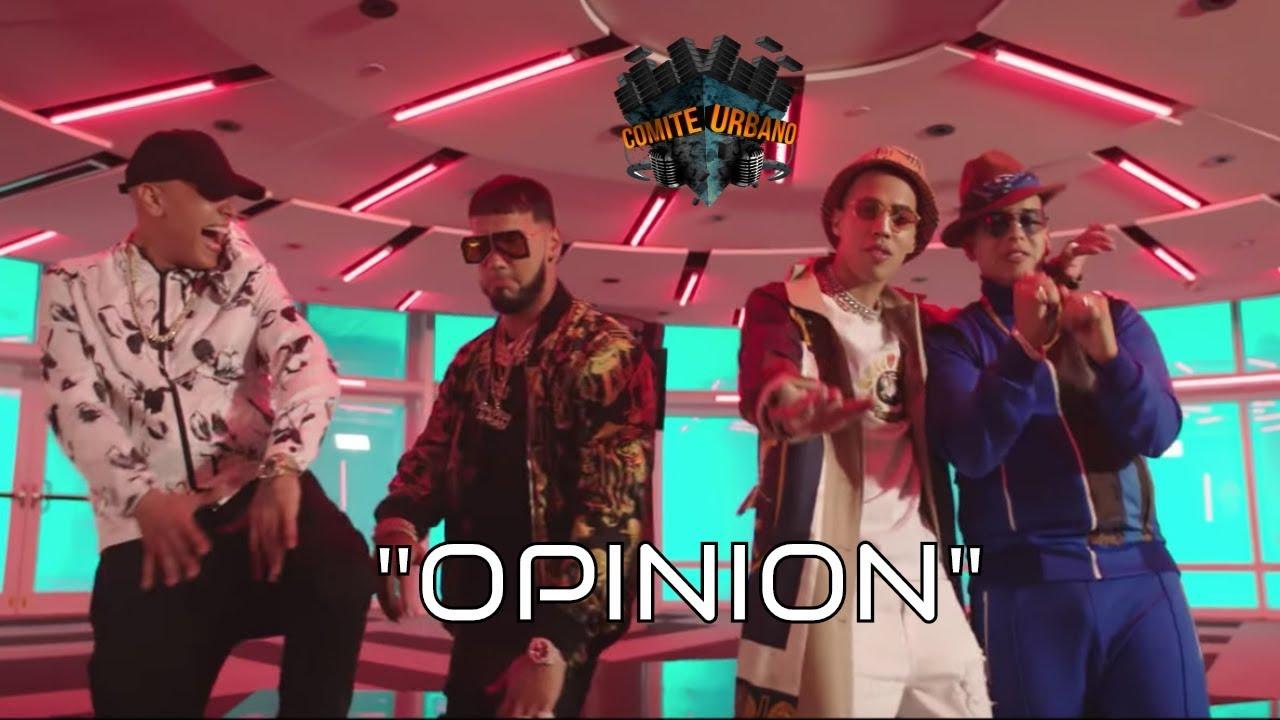 Asesina Remix - Brytiago / Darell / Daddy Yankee / Ozuna / Anuel AA - Opinion
