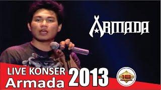 Live Konser Armada - Ku Ingin Setia @Kebumen, 14 September 2013