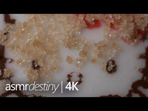 ASMR | Super Macro Sugar Sounds (4K)