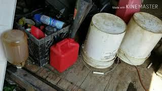 Reusing stale gasoline 2 yęar old gas