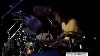 Tim Neuhaus Drumsolo LIVE in STRALSUND okt. 06