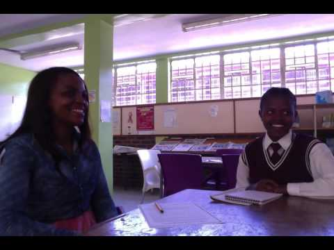 Interview with Ms. Asanda