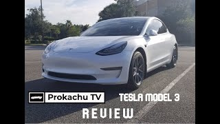 Tesla Model 3 2020 Обзор #3 | Авто будущего Тесла Модель 3