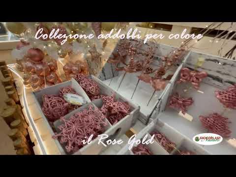 collezione Natale per colore - Rose Gold
