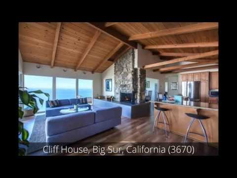Cliff House, Big Sur, California Vacation Rental (3670, Short Version)