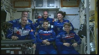 New Crewmembers Onboard the Space Station on This Week @NASA – December 7, 2018