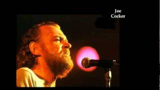 Joe Cocker - Shocked (Live 1982)