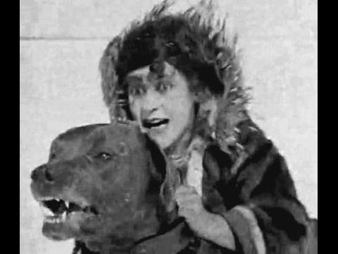 """Back to God's Country"" (1919) starring Nell Shipman"