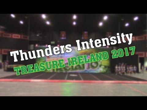 Thunders Intensity - Senior Level 2 - Treasure Ireland Cheer