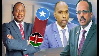 WARAR Deg Deg ah: Go'aanno dhabar jab ku ah Kenya & Kulamo Culus oo ka socda Villa Somalia