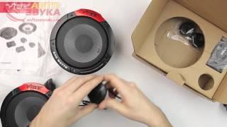 видео Мощные акустические системы Vibe Black Death