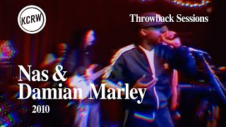 Nas & Damian Marley - Full Performance - Live on KCRW, 2010