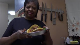 Cooking Tacos In Power Air Fryer Oven