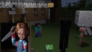 - MONSTER SCHOOL Horror Chucky Challenge Minecraft Animation