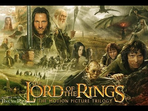 Episode #75: Lord of the Rings Trilogy show