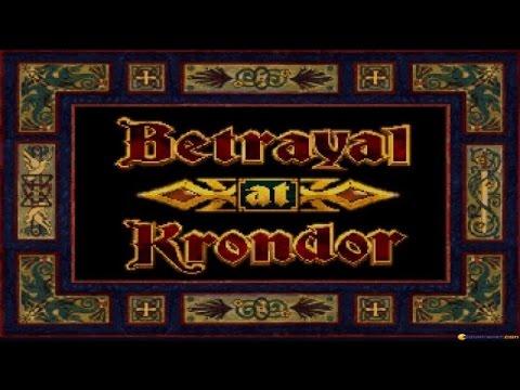Betrayal at Krondor gameplay (PC Game