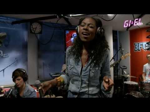 Giovanca - How Does It Feel (Live bij Giel 3FM, 20-08-2013)