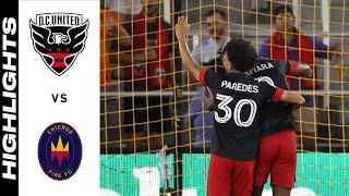 Ди Си Юнайтед  3-0  Чикаго Файр видео