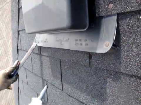 Toronto Roof Repair Exposed Nails Cause Roof Leaks Youtube