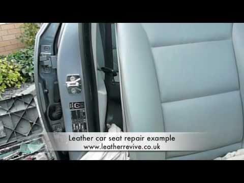Leather Repair Leather Car Seat Repair Bmw 5 Series By
