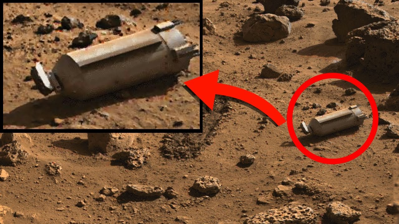 Nobody Can Explain This Bizarre Picture Taken On Mars!