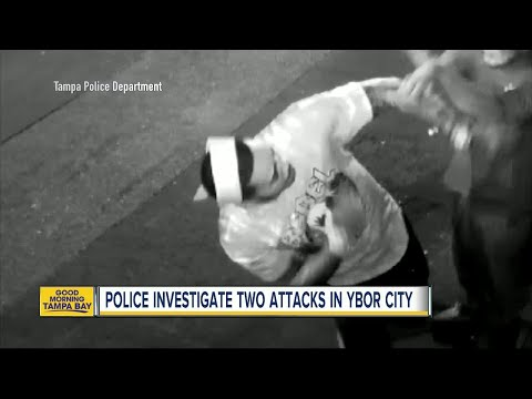 Second Ybor City attack under investigation by Tampa police