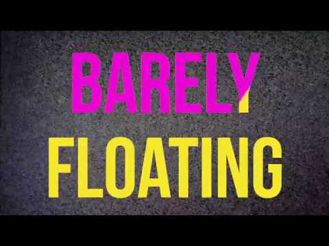 COUCHERON - BARELY FLOATING (ft. Matilda) [KARAOKE VIDEO]