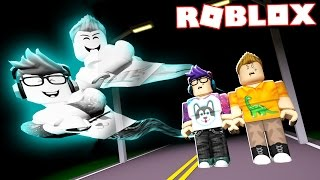 Roblox Adventures - BEING POSESSED BY GHOSTS IN ROBLOX! (Roblox Possession)
