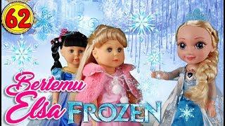 #62 Bertemu Elsa FROZEN - Boneka Walking Doll Cantik Lucu -7L | Belinda Palace