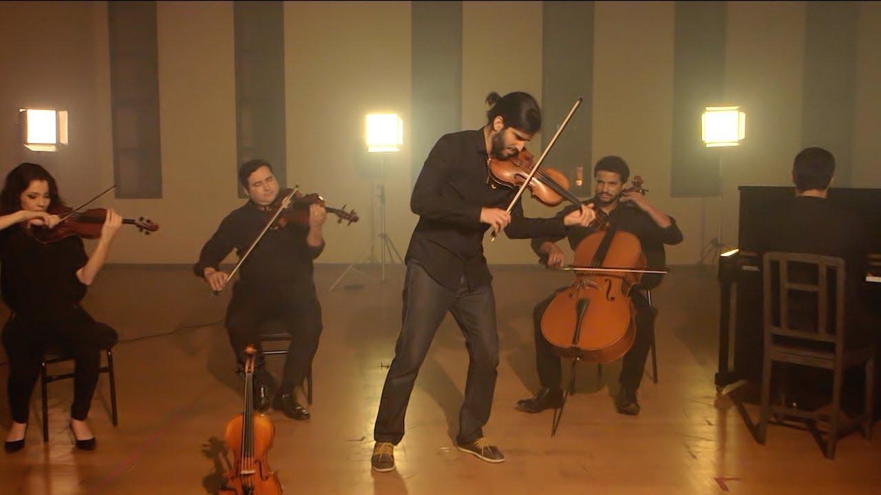 BOHEMIAN RHAPSODY - Violin Cover + Strings, Cello, Piano - Metacustico