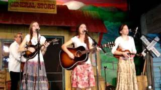 """The Peasall Sisters Singing I""""LL Fly Away"""