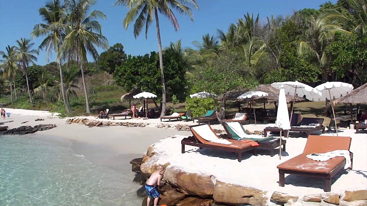 The Beach Natural Resort Koh Kood 2017